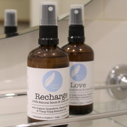 Recharge Room & Linen Mist by Corinne Taylor