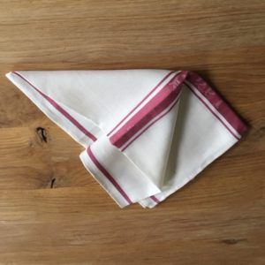Instant dryer tea towel