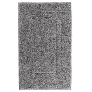 Classic Reversible Bath Mat Anthracite