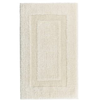 Classic Reversible Bath Mat Natural