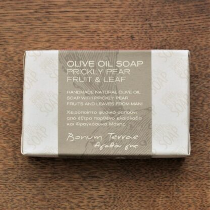 Handmade Olive Oil Soap Prickly Pear
