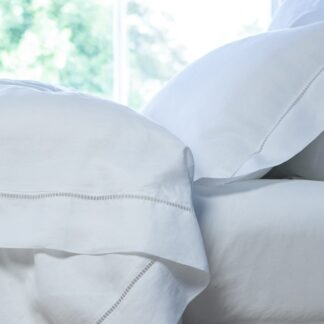 Cavendish white linen