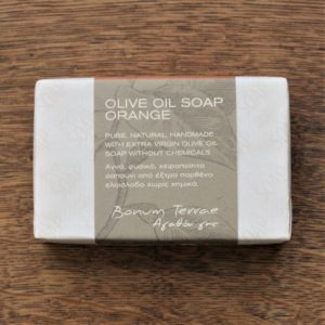 Handmade Olive Oil Soap orange