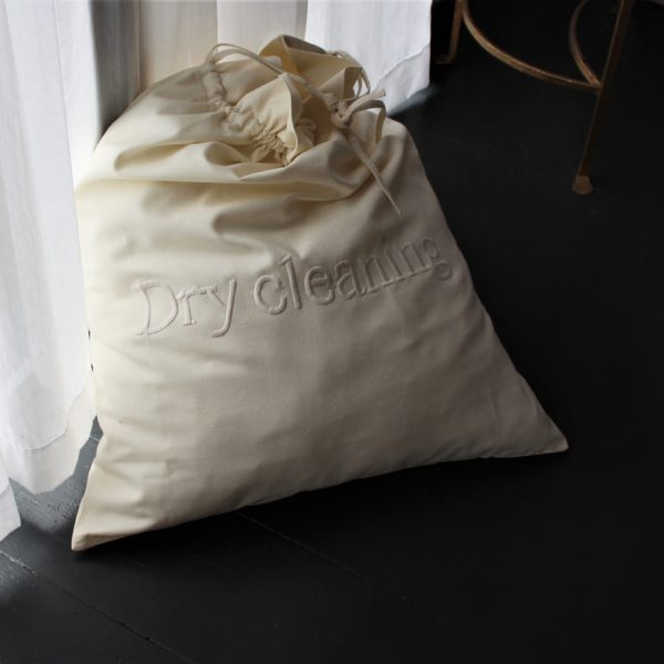 dry cleaning bag