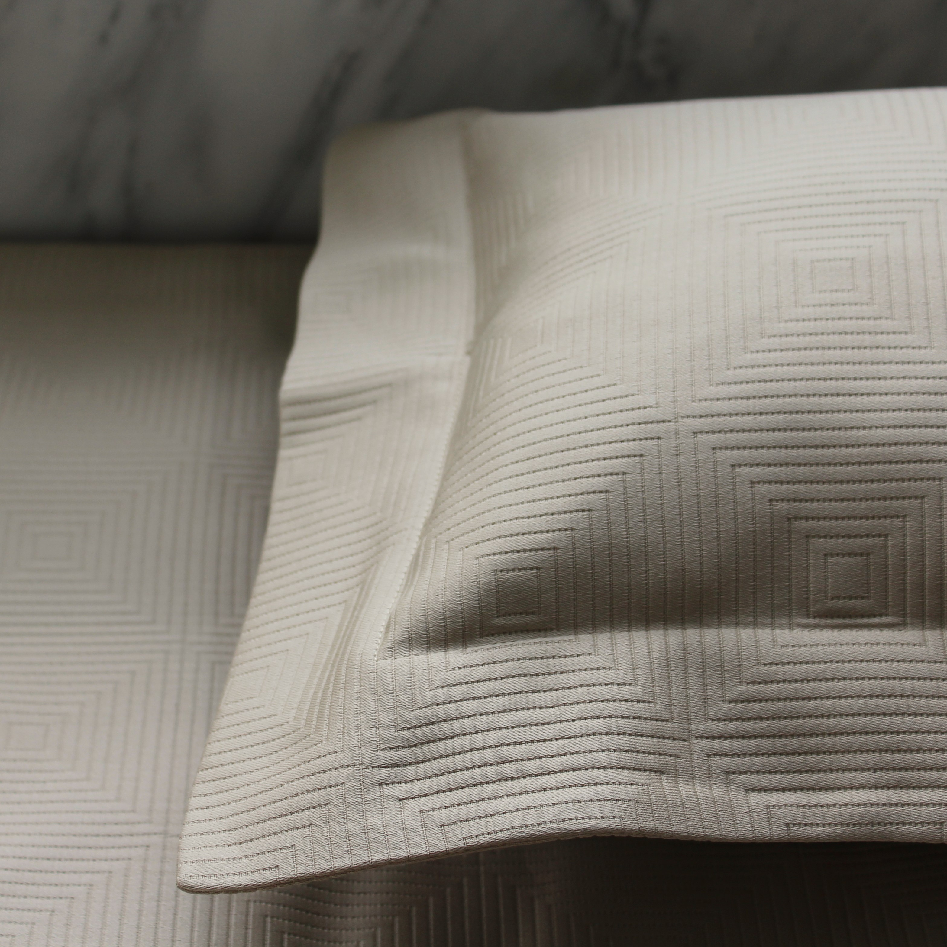 Berlin Pillow Sham Taupe