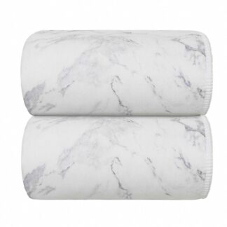 Mabel Marble Effect Towels