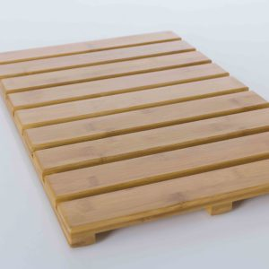 Bamboo Spa Bath Mat
