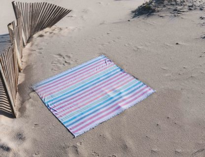 SUNRISE double hamman beach towel