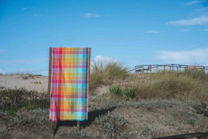TAVIRA hamman beach towel
