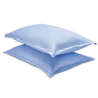 Bristol pillowcase periwinkle blue