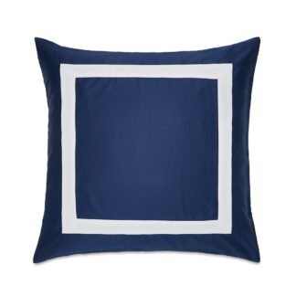 Windsor Square Pillow Sham Navy